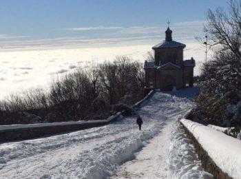 Museo Baroffio e del Sacro Monte a gennaio
