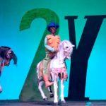 Teatro Colla sul palco di gennaio con le sue marionette