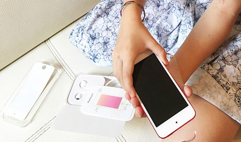 iPod Touch - la prova di GG giovanigenitori