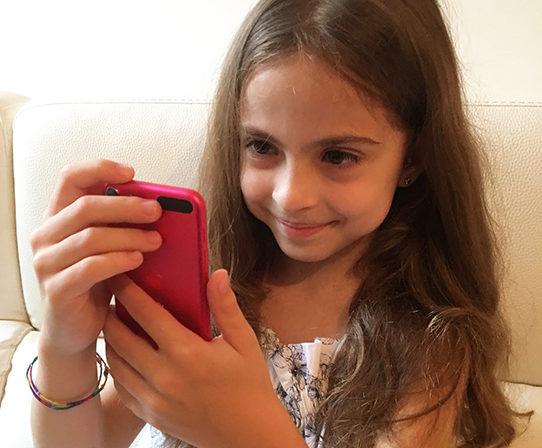Alice prova iPod
