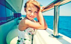 Viaggio in nave con i bambini