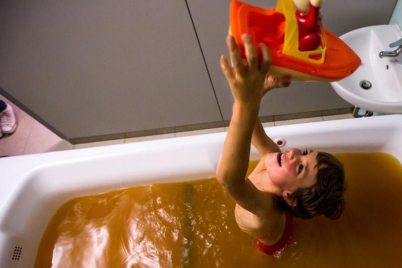 spa bambini