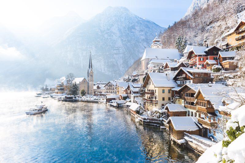 Arendelle, il paese di Frozen, esiste davvero