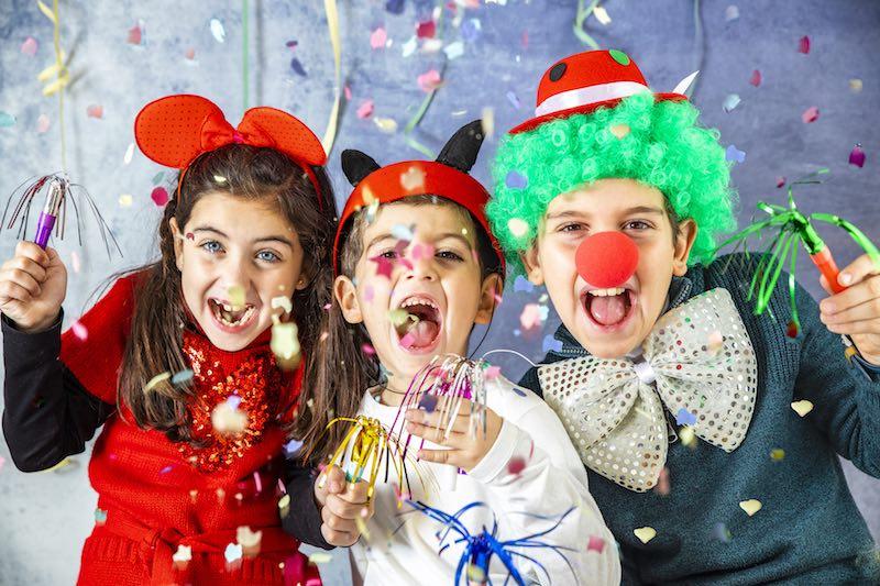 È Carnevale! Come organizzare una festa a casa