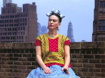 Frida Kahlo in mostra a Stupinigi