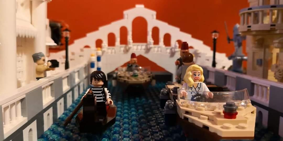 Hero Bricks da Wow Spazio Fumetto, in quel di Milano