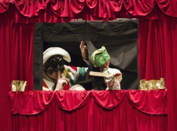 La Bottega Teatrale a febbraio e il teatro di figura