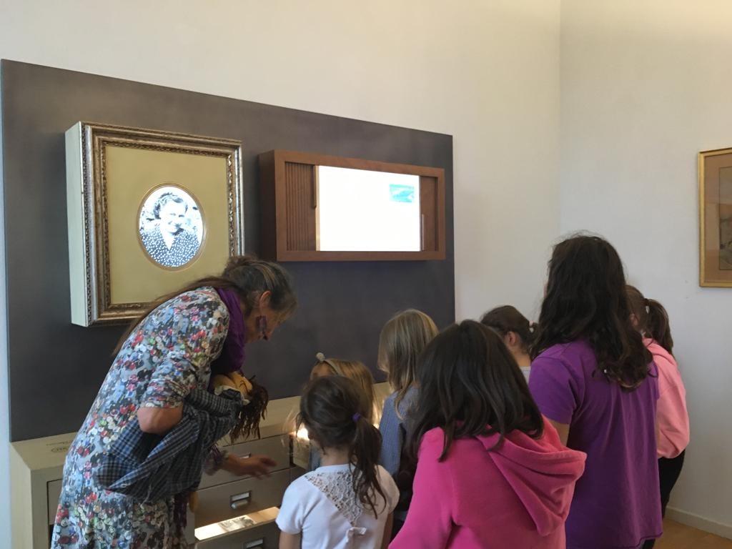 Attività family al Museo di Villa Bernasconi a febbraio