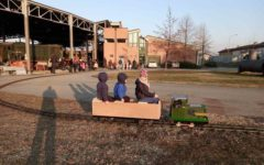 GG museo ferroviario piemontese a febbraio