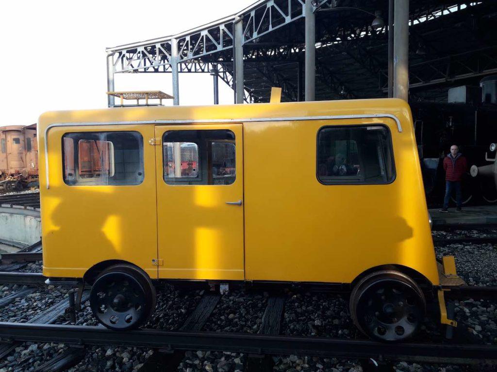 GG museo ferroviario piemontese a febbraio1