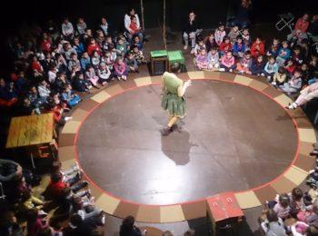 Attività kids in Spazio Teatro 89 a febbraio