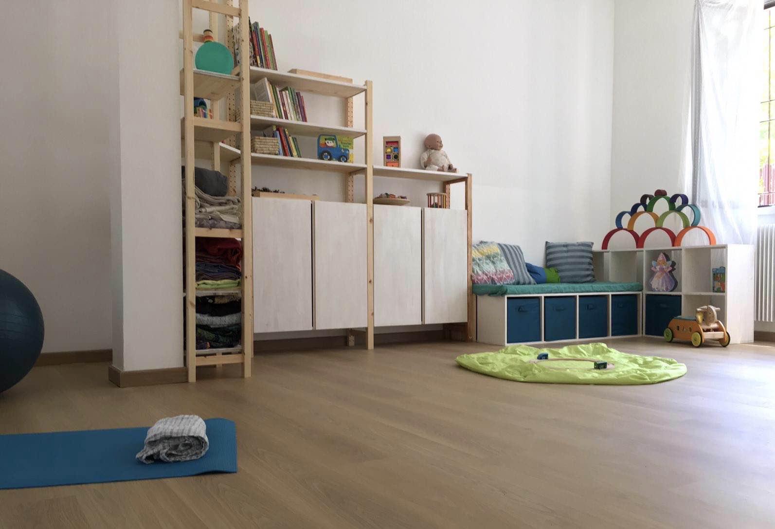 spazio famiglie Milano