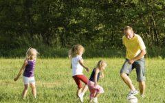 bambini e natura