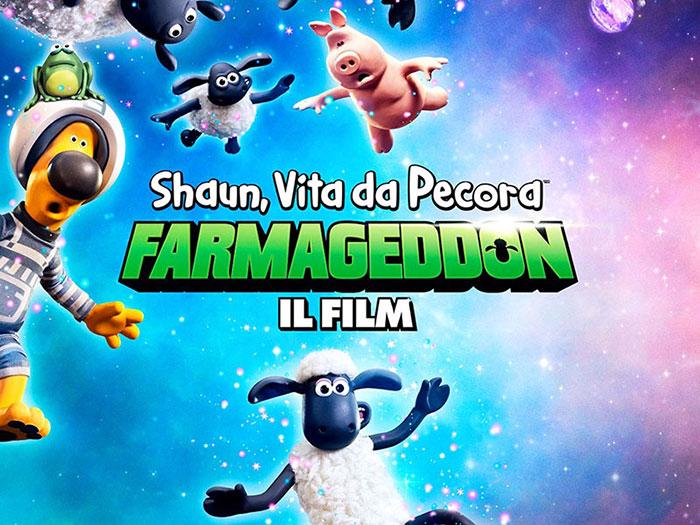 Cinema con bebè – Shaun vita da pecora: Farmageddon