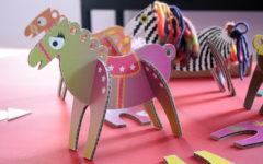 GG marzo al museo del cavallo giocattolo