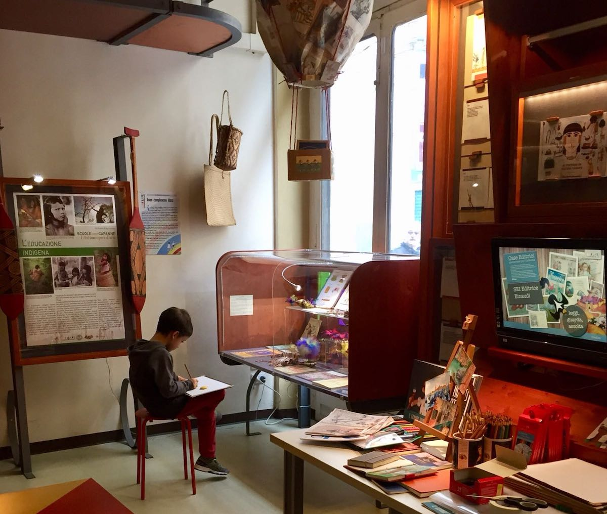 Marzo con il MUSLI di Torino: cultura per le famiglie