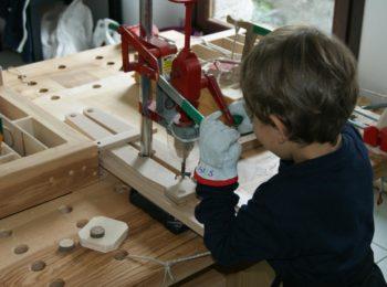 Al MAV a marzo, laboratori kids con il legno in Valle d'Aosta