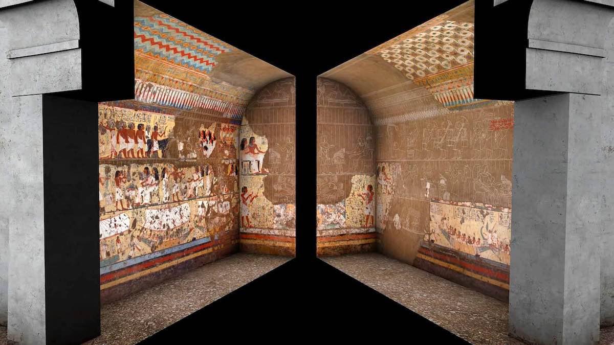 Al Museo Egizio di Torino, Spazio ZeroSei Egizio di marzo