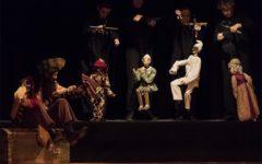 GG teatro colla sul palco di marzo