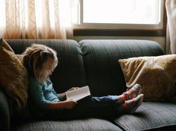 Lezioni sul sofa, il sito web di storie e giochi per bambini