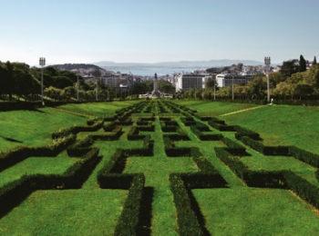Lisbona capitale verde 2020