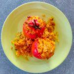Pomodori con riso: la ricetta dei nonni