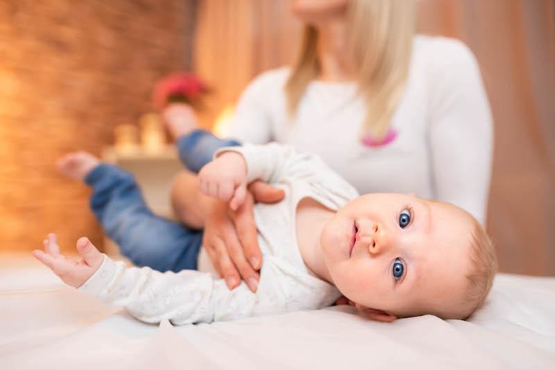 L'osteopatia per il neonato, verso una crescita armonica del corpo
