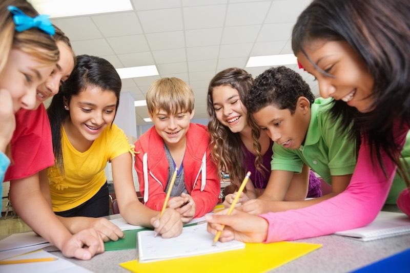A scuola di cooperazione