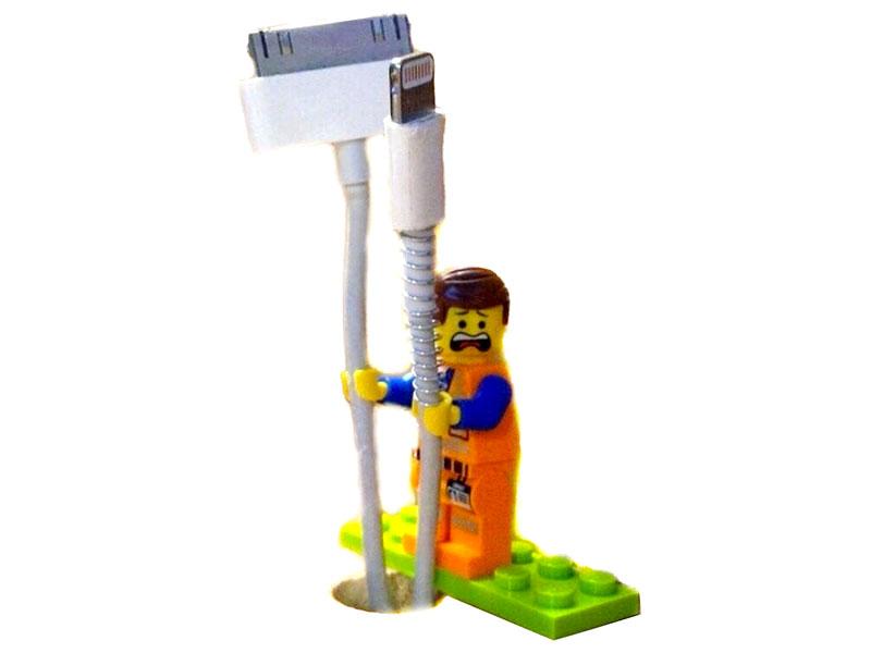 Festa del papà - LEGO idee creative - passacavi giovanigenitori.it