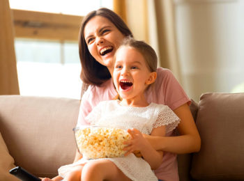 Mamma, cosa guardavi in tv da piccola?