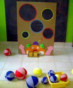 giochi riciclo cartone