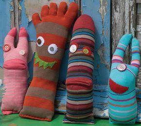 marionette calzini spaiati