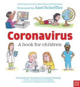 spiegare coronavirus bambini