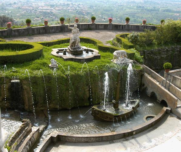 garden virtual tour