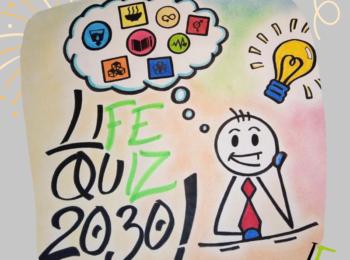 Life Quiz 2030, la web app per giocare in famiglia!