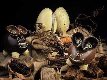 Le uova di cioccolato arrivano a domicilio