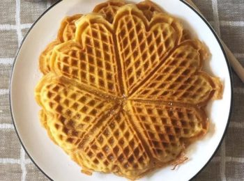 Preparare i waffles, a colazione o merenda