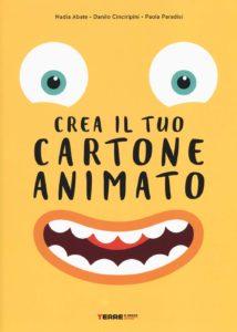 Crea il tuo cartone animato - libro