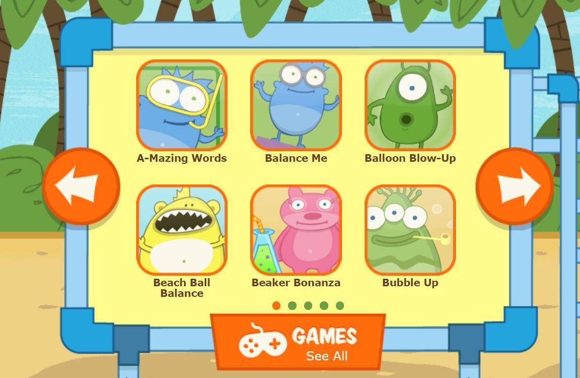 fun brain videogioco bambini 2 anni