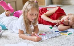 Assegno per i figli - Bambini a casa