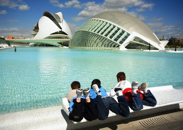 La città a misura di famiglia esiste. È Valencia
