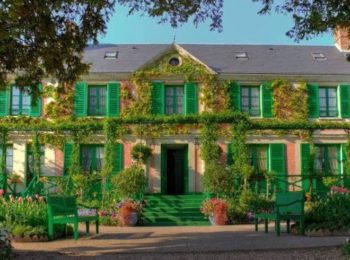 A casa di Monet, un virtual tour impressionista