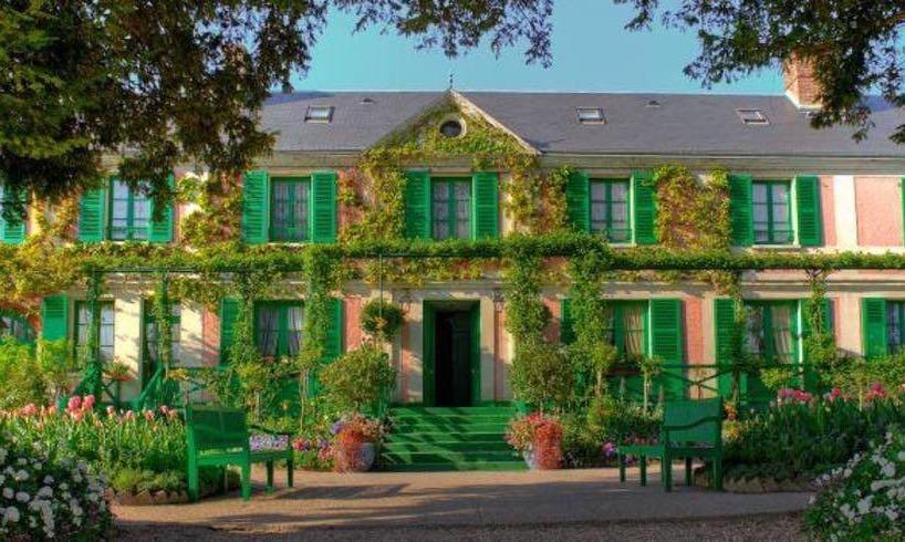 A casa di Monet, un virtual tour impressionista