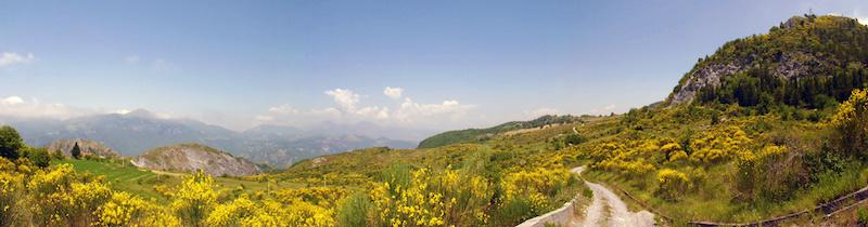 cicloturismo Calabria