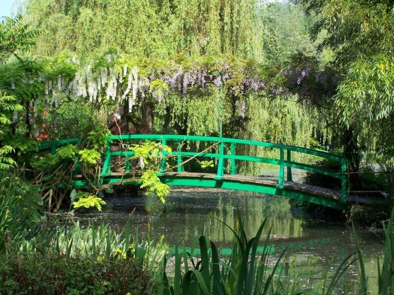 Monet virtual tour