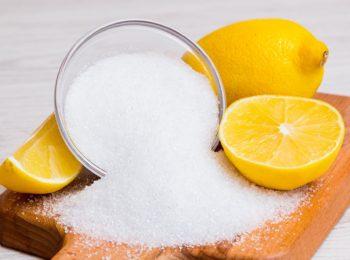 Acido citrico. Lo scopri e non lo lasci più