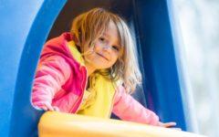 braccialetto per la distanza di sicurezza bambino asilo