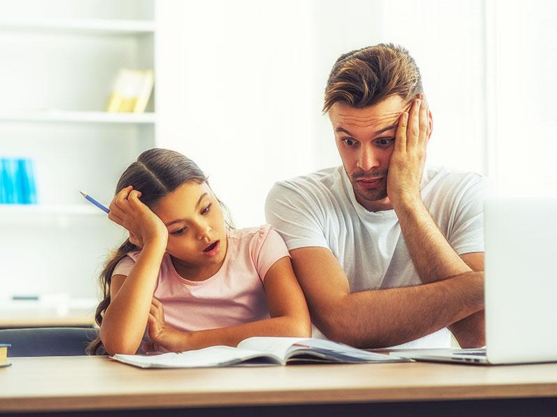 DAD: tra caos in famiglia e risposta delle scuole