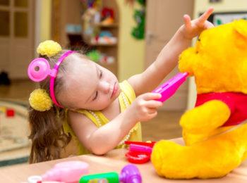 Il progetto che riadattai giocattoli per i bambini con disabilità