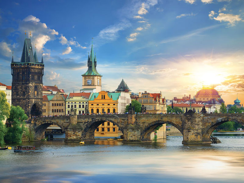 Praga viaggio bambini